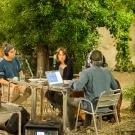 el Bosc dels Canuts amb l'Arian Morera