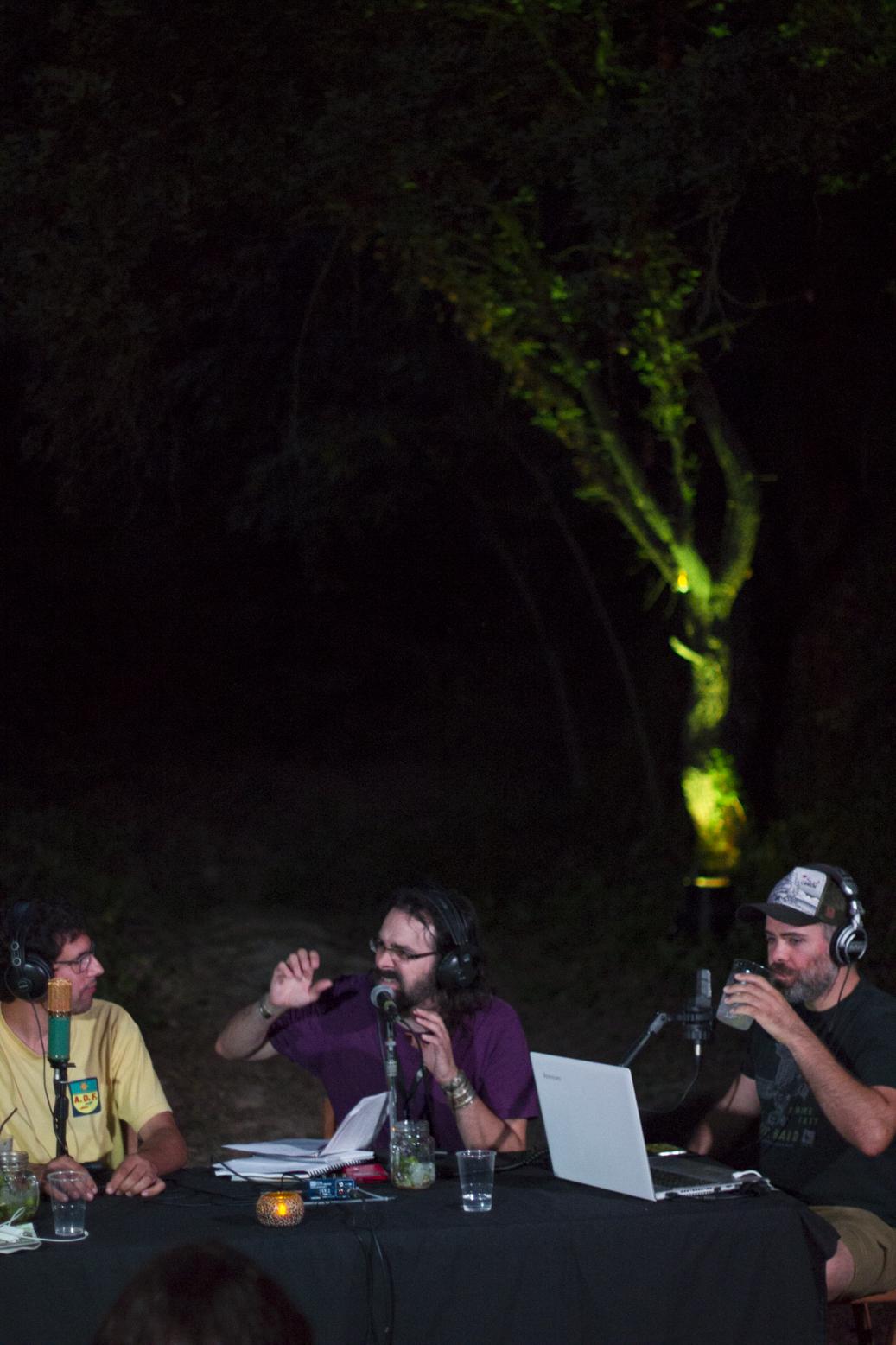 El Bosc dels Carnuts amb en Martí Senserrich